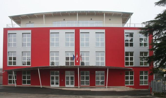 Ampliamento Scuola Elementare Carlo Ederle